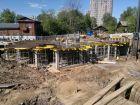 Ход строительства дома № 1 в ЖК Дом с террасами - фото 120, Май 2015