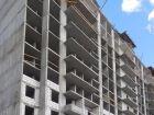 Ход строительства дома № 1 корпус 2 в ЖК Жюль Верн - фото 53, Июнь 2017