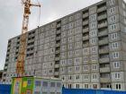 Ход строительства дома № 38 в ЖК Бурнаковский - фото 9, Январь 2018