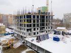 Ход строительства дома № 1 второй пусковой комплекс в ЖК Маяковский Парк - фото 68, Декабрь 2020