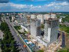 Ход строительства дома № 7 в ЖК Планетарий - фото 15, Июль 2018