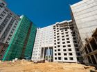 Ход строительства дома 60/1 в ЖК Москва Град - фото 42, Июнь 2018