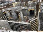 Ход строительства дома Литер 2 в ЖК Династия - фото 51, Январь 2019