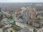 ЖК ПАРК - ход строительства, фото 12, Май 2021