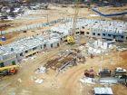 Ход строительства дома на участке № 214 в ЖК Солнечный город - фото 74, Апрель 2017