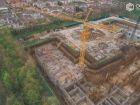 ЖК Открытие - ход строительства, фото 100, Апрель 2019