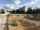 ЖК КМ Флагман - ход строительства, фото 34, Сентябрь 2019