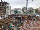 Ход строительства дома на Минина, 6 в ЖК Георгиевский - фото 9, Май 2021