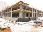 ЖК КМ Флагман - ход строительства, фото 27, Февраль 2020
