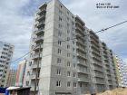 Ход строительства дома № 3 в ЖК Корабли - фото 10, Июль 2021