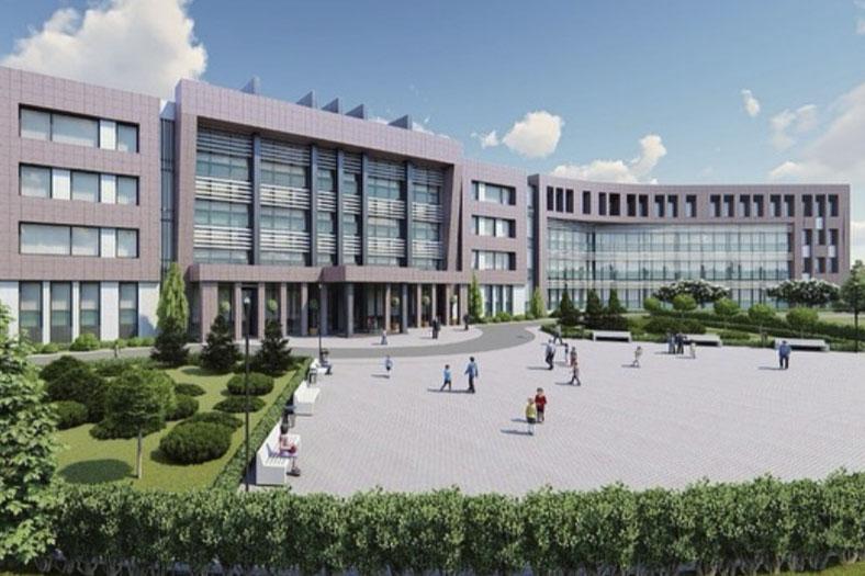 Школа на 1650 мест в микрорайоне ЮФУ в Ростове - фото 1