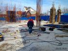ЖК Марксистский - ход строительства, фото 31, Февраль 2020
