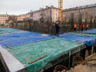 ЖК Каскад на Менделеева - ход строительства, фото 23, Декабрь 2019