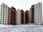 ЖК Каскад на Ленина - ход строительства, фото 56, Январь 2021