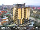 ЖК Марксистский - ход строительства, фото 1, Май 2021