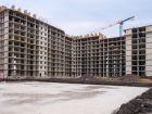 Ход строительства дома Литер 3 в ЖК Самолет 2 - фото 5, Апрель 2021