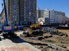 ЖК Континенталь - ход строительства, фото 22, Сентябрь 2020