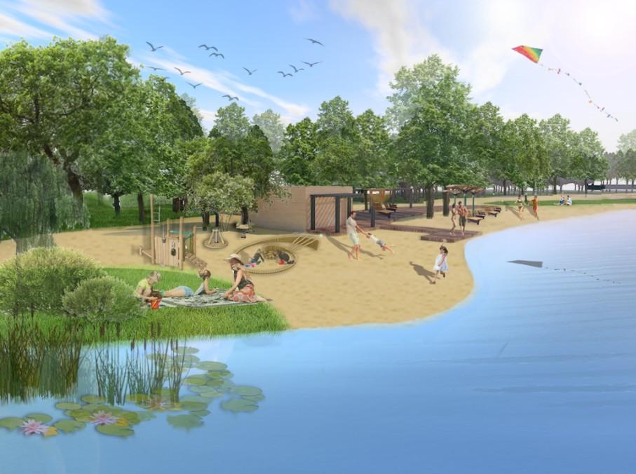 Силикатное озеро в Ленинском районе Нижнего Новгорода благоустроят за 19,6 млн рублей - фото 1