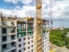 ЖК Каскад на Ленина - ход строительства, фото 580, Май 2019