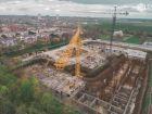 ЖК Открытие - ход строительства, фото 101, Апрель 2019