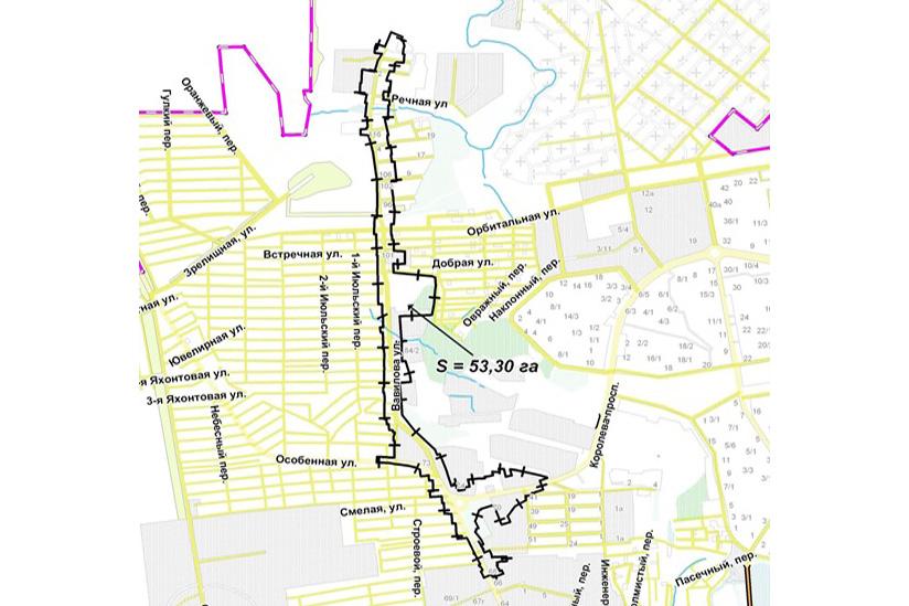 Реконструкция улицы Вавилова в Ростове-на-Дону - фото 1