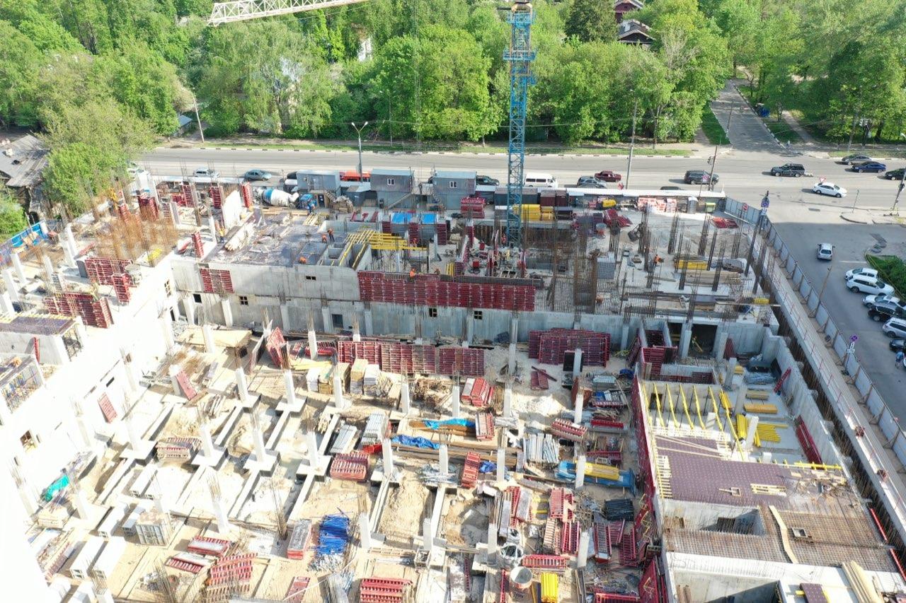 Запрет на многоэтажное строительство ввели в Сочи