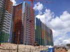 Ход строительства дома № 2 в ЖК Красная поляна - фото 29, Июль 2016