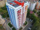Ход строительства дома № 1 в ЖК Маленькая страна - фото 2, Октябрь 2017