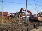 Ход строительства дома № 2 в ЖК Окский берег - фото 29, Апрель 2016