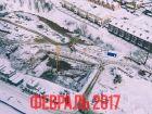 Ход строительства дома № 6 в ЖК Красная поляна - фото 48, Февраль 2017