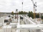 ЖК Янтарный - ход строительства, фото 15, Октябрь 2017