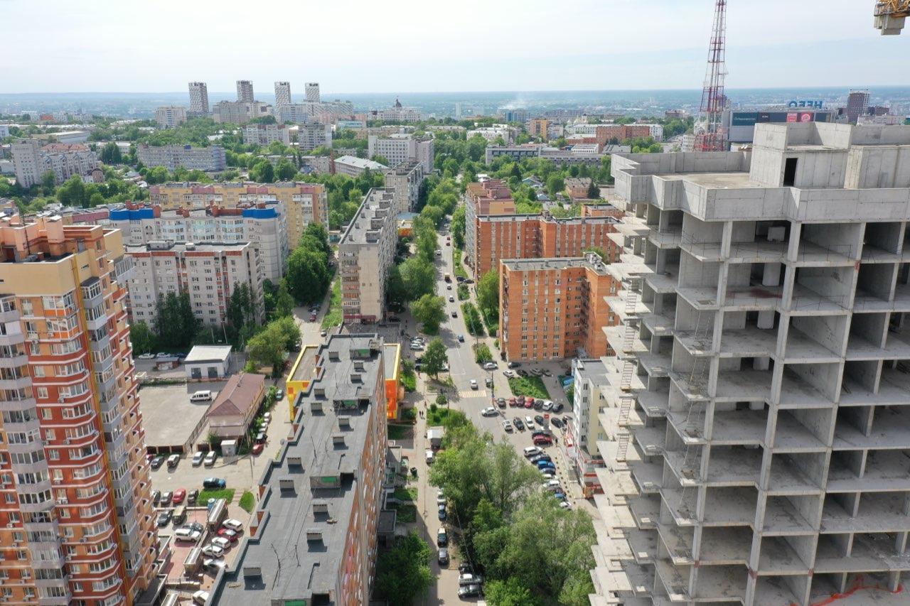 Итоги аукциона на достройку ЖК «Квартал Европейский» отменили в Нижнем Новгороде - фото 1