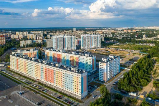 Дом № 9-1 в ЖК Корабли - фото 1