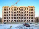 ЖК Каскад на Куйбышева - ход строительства, фото 104, Январь 2019