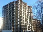Жилой дом Приокский - ход строительства, фото 26, Ноябрь 2014