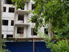 Ход строительства дома №1 в ЖК Премиум - фото 105, Август 2017