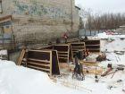 Ход строительства дома № 67 в ЖК Рубин - фото 102, Февраль 2015