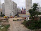 ЖК Zапад (Запад) - ход строительства, фото 88, Июнь 2018