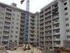 Ход строительства дома Секция 3 в ЖК Сиреневый квартал - фото 2, Февраль 2021