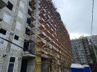 Ход строительства дома № 1 в ЖК Покровский - фото 7, Сентябрь 2021