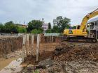 Ход строительства дома № 1 в ЖК Книги - фото 82, Июль 2020