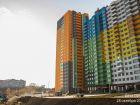 Ход строительства дома № 8 в ЖК Красная поляна - фото 56, Октябрь 2016