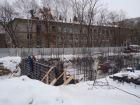 Жилой дом: ул. Сухопутная - ход строительства, фото 119, Январь 2019