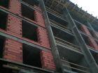 Ход строительства дома № 1 в ЖК TRINITY (Тринити) - фото 48, Октябрь 2017