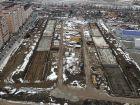 Ход строительства дома Литер 15 в ЖК Светлоград - фото 7, Февраль 2021