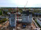 Ход строительства дома № 7 в ЖК Планетарий - фото 20, Май 2018