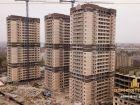 Ход строительства дома Литер 1 в ЖК Звезда Столицы - фото 34, Октябрь 2019