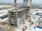 Ход строительства дома №2 в ЖК Аквамарин - фото 9, Ноябрь 2016