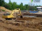 Ход строительства дома № 1 в ЖК Клевер - фото 134, Май 2018