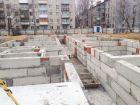 ЖК Янтарный - ход строительства, фото 53, Апрель 2017